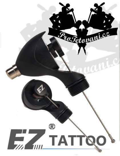 Rotační tetovací strojek EZ TRAXEX FAULHABER BLACK
