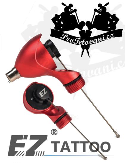 Rotační tetovací strojek EZ TRAXEX FAULHABER RED