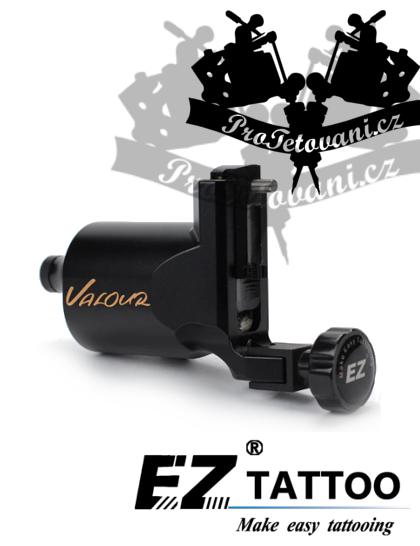 Rotační tetovací strojek EZ VALOUR BLACK