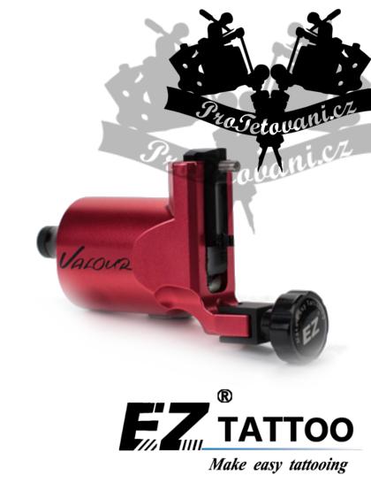 Rotační tetovací strojek EZ VALOUR RED