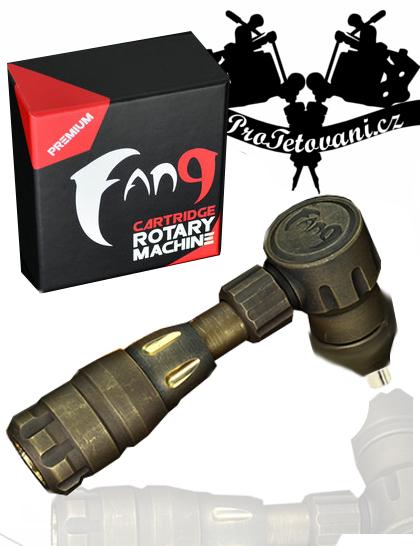Rotační tetovací strojek FANG GUN Premium