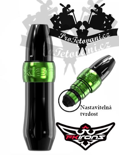 Rotační tetovací strojek FK IRONS SPEKTRA XION KRYPTONITE