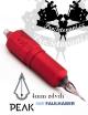 Rotační tetovací strojek PEAK MATRIX RED