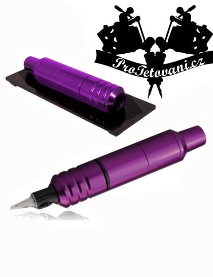 Rotační tetovací strojek PEN STANDART Purple
