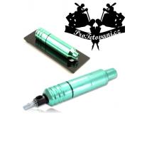 PEN STANDART  Turquoise  rotary tattoo machine
