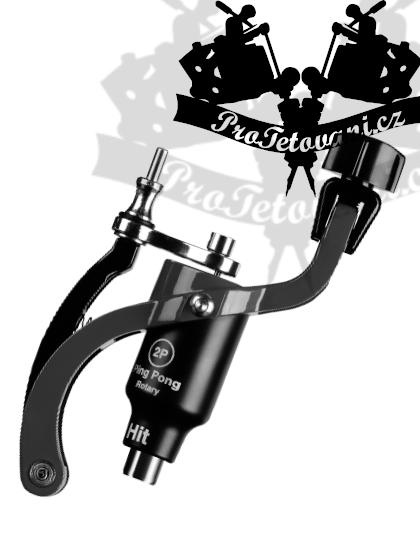 Rotační tetovací strojek PING PONG BLACK