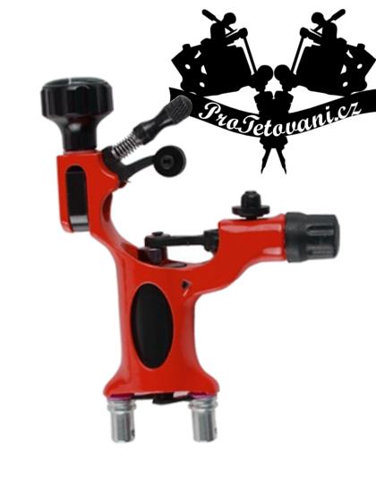 Rotační tetovací strojek Red Pro a tetovací grip