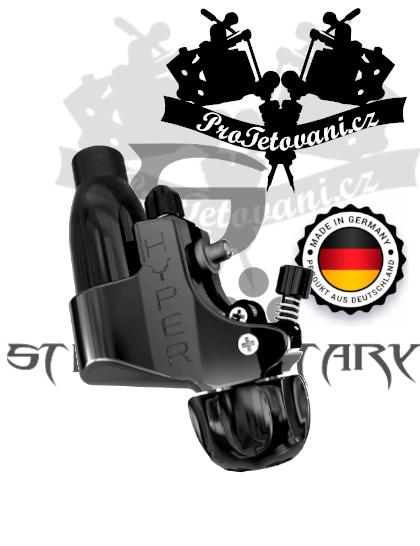 Rotační tetovací strojek STIGMA HYPER V4 BLACK