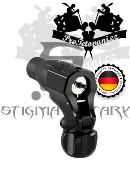Rotační tetovací strojek STIGMA SHOT BLACK