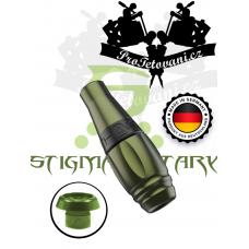 STIGMA THORN ARMY GREEN Rotary tattoo machine