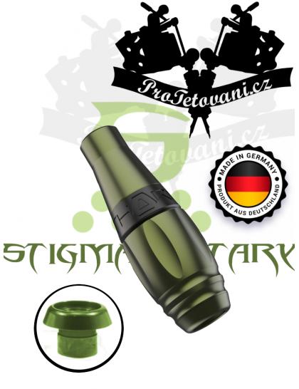Rotační tetovací strojek STIGMA THORN ARMY GREEN