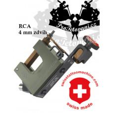 SWISSTATTOOMACHINE B2 Spirit RCA Rotary tattoo machine