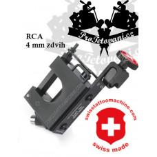 SWISSTATTOOMACHINE BlackLine RCA rotary tattoo machine