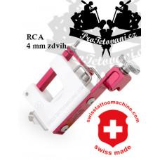 SWISSTATTOOMACHINE PinkyHeidi RCA Rotary tattoo machine
