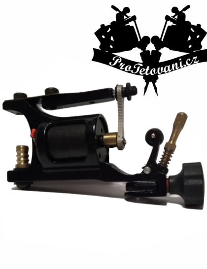 Rotační tetovací strojek AK-47 a tetovací grip