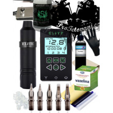 Rotary tattoo set ELITE Special edition PRO