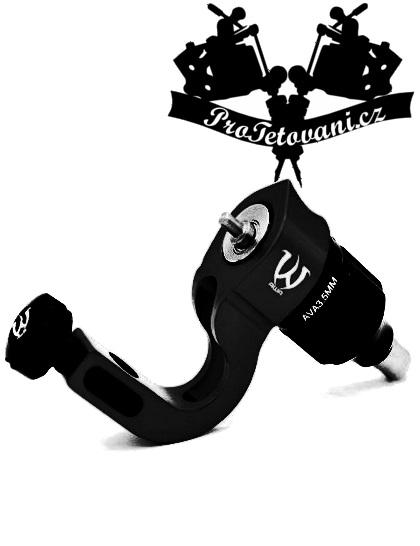 Rotační tetovací strojek AVA BLACK