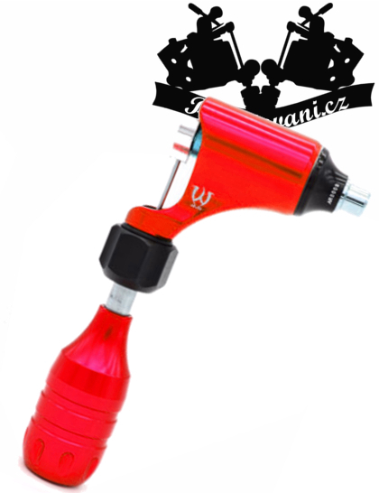 Rotační tetovací strojek AVA C1 RED