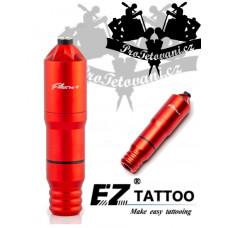 EZ FILTER V2 PEN RED Plus rotary tattoo machine