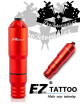 Rotační tetovací strojek EZ FILTER V2 PEN RED Plus