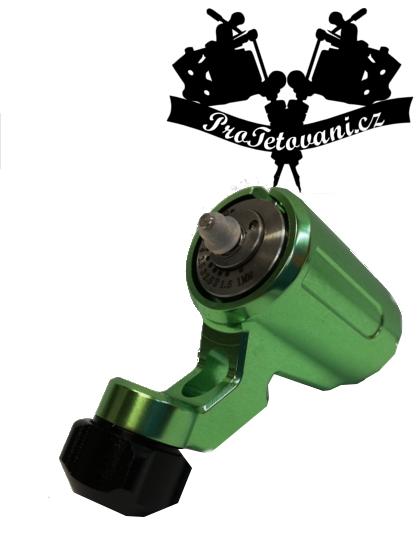 Rotační tetovací strojek horizont green