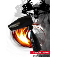 Vladkos Horizont Maxon Black rotary tattoo machine