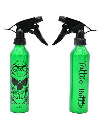 Rozprašovač na vodu Skull green 300ml