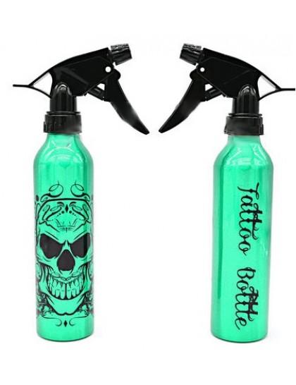 Rozprašovač na vodu Skull turquoise 300ml