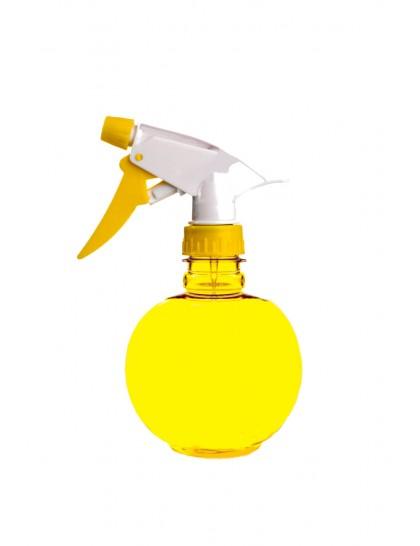 Rozprašovač plastový žlutý