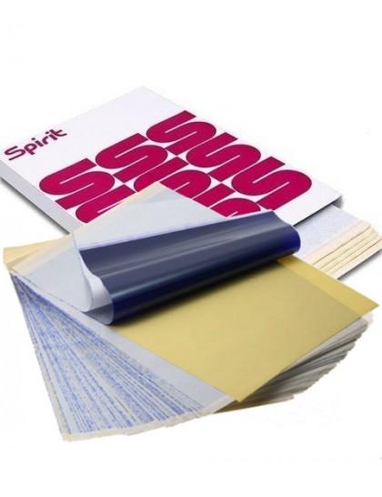 Sada 30 ks Obtiskovacích papírů Spirit