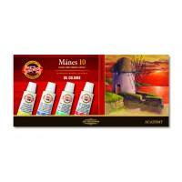 Manes KOH-I-NOOR oil paint set