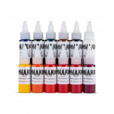Dynamic Ink tattoo set 12 pcs