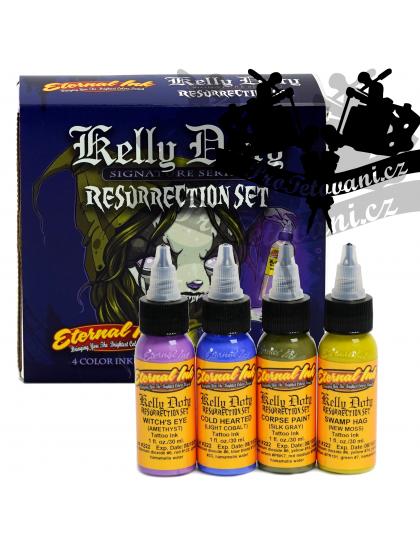 Set tlumených barev Kelly Doty Eternal
