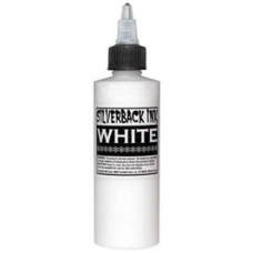 Silverback Ink White tattoo ink 120ml