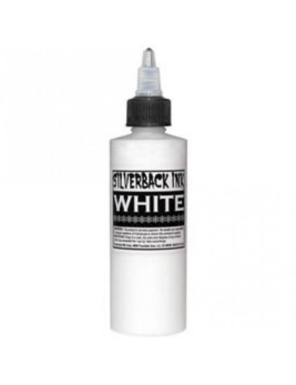 Silverback Ink White tetovací barva 120ml