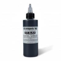 Silverback Ink XXX Black tetovací barva 120ml