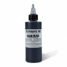 Silverback Ink XXX Black tattoo ink 120ml