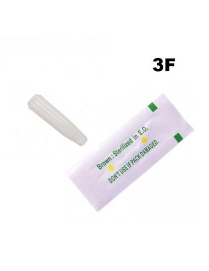 Sterilní tetovací špička tip pro permanentní strojky 3F