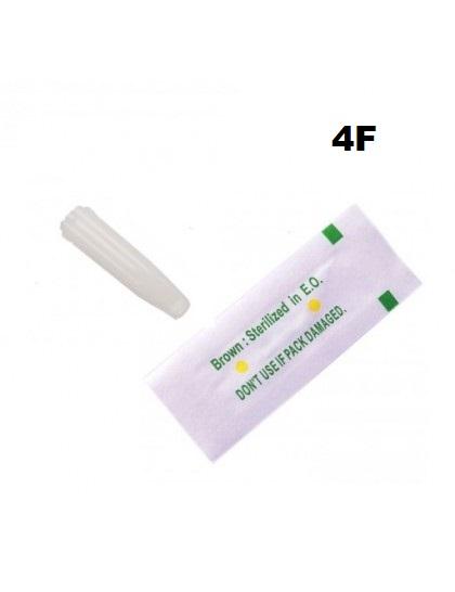 Sterilní tetovací špička tip pro permanentní strojky 4F