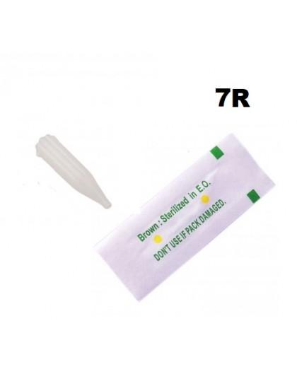 Sterilní tetovací špička tip pro permanentní strojky 7R