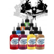 Starbrite set of tattoo colors Starter set 10 pcs