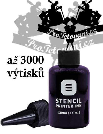Stencil printer ink pro plnící tiskárnu EcoTank 120 ml