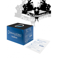 Sterile protective gauze after tattoo Dermalize pads 15 x 20 cm