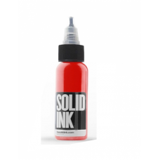 Tattoo ink Solid Ink Super Red 30ml