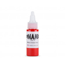 Dynamic ink Chinese Red tattoo ink 30ml