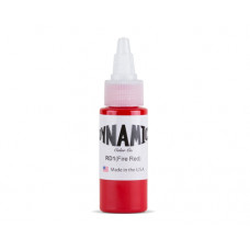 Dynamic ink Fire red tattoo ink 30ml