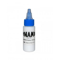Dynamic ink Heavy White tattoo ink 30ml