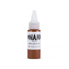 Dynamic ink Light Brown tattoo ink 30ml