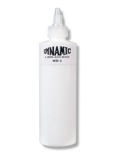 Dynamic ink White tetovací barva 240 ml