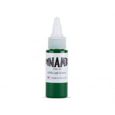 Dynamic ink Leaf Green tattoo ink 30ml